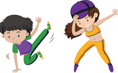 The Power of Creative Dance in the development of the child's life skills