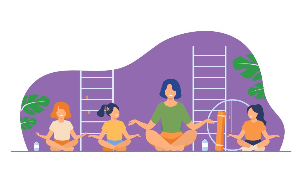Beneficiile meditației la copii și impactul asupra inteligenței emoționale