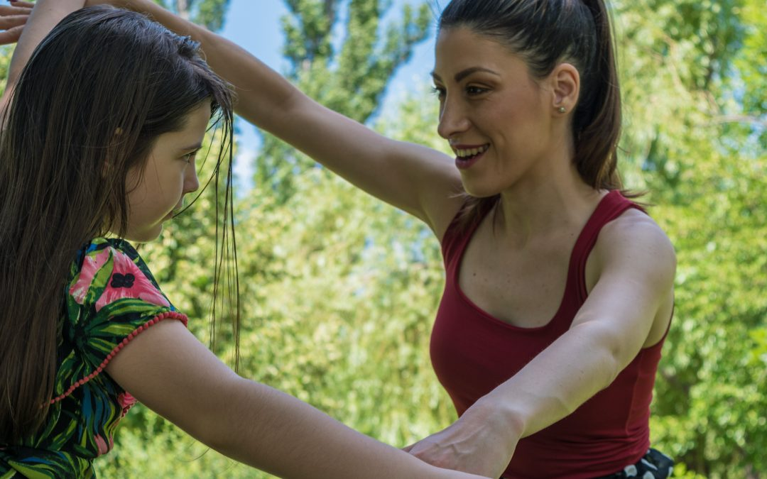 Gestionarea emoțiilor prin dans-terapie și dans creativ