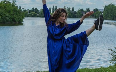 Dance therapy, the key to self-knowledge and healing. The story of Sorina Petrescu, Founder of the TMoves brand